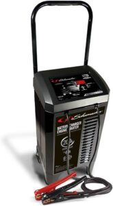 Schumacher SC1309 6/12V Wheeled Automatic Battery Charger