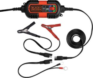 Fully Automatic Charger and Maintainer by BLACK+DECKER – The High-Frequency Charger