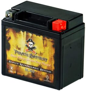 YTX5L-BS Replacement Motorcycle Battery