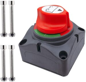 Ampper Battery Switch
