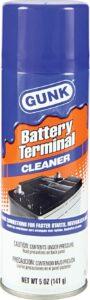 Gunk BTC6 Blue Battery Terminal Cleaner, 5-Oz