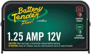 Battery Charger and Maintainer by Battery Tender – The Fully Automatic Charger