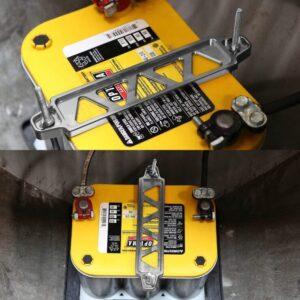 DNA MOTORING Battery Bracket