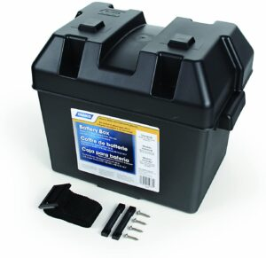Camco Heavy Duty Battery Box