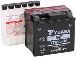 Yuasa YUAM32X5B YTX5L-BS Battery