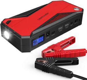 DBPOWER Portable Car Jump Starter