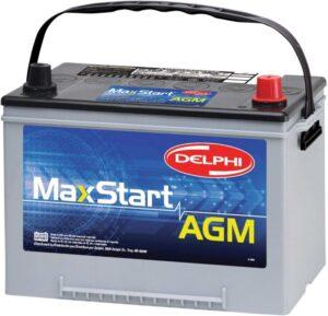 Delphi BU9034R MaxStart AGM Premium Battery