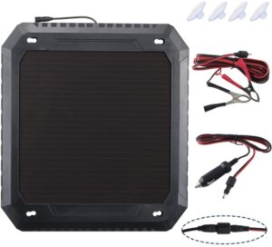 Paladin Solar Car Battery Charger