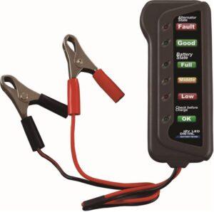 CARTMAN 12V Car Battery Tester