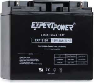 12V Lead Acid Battery by ExpertPower