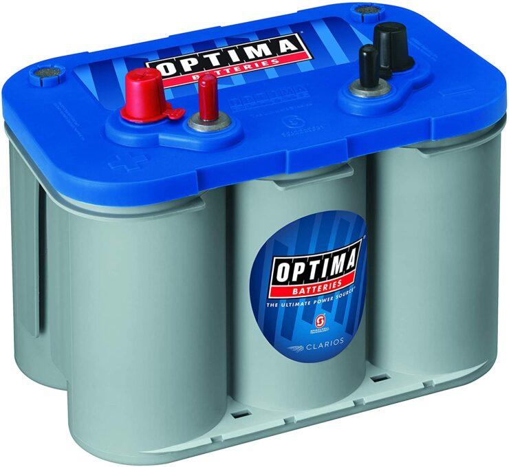 Optima 8016-103 D34M BlueTop Starting Battery