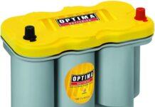 Optima Batteries 8037-127 D27F YellowTop