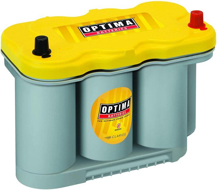 Optima 8037-127 D27F YellowTop Starting Battery