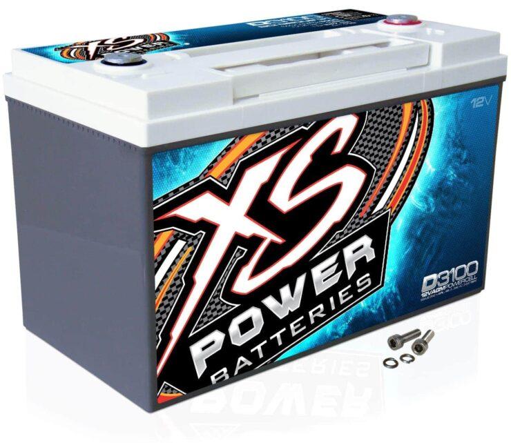 XS Power D3100 12V AGM 5000A