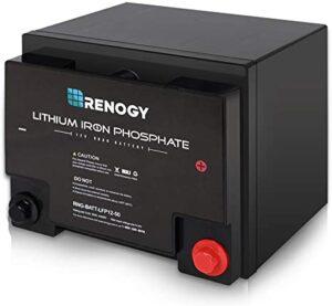 Renogy Lithium-Iron Phosphate Battery 12 Volt
