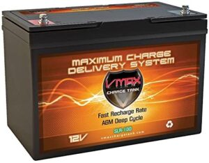 VMAX SLR100 12V 100ah Solar Battery