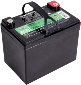 Interstate Batteries 12V 35AH Sealed Lead Group 27 Deep Cycle Battery