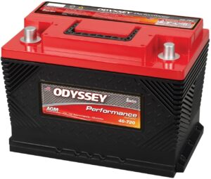 Odyssey Battery 0752-2020