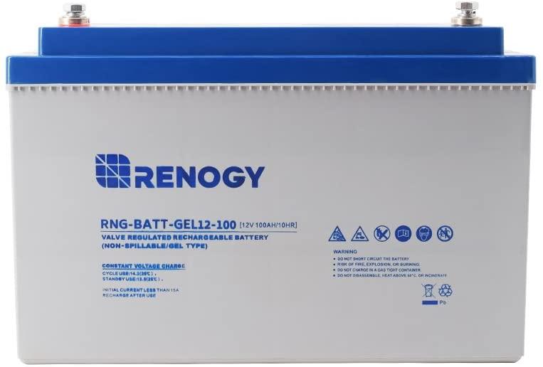Renogy Deep Cycle AGM Battery