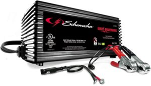 Schumacher SC1319 1.5A Fully Automatic Battery Maintainer