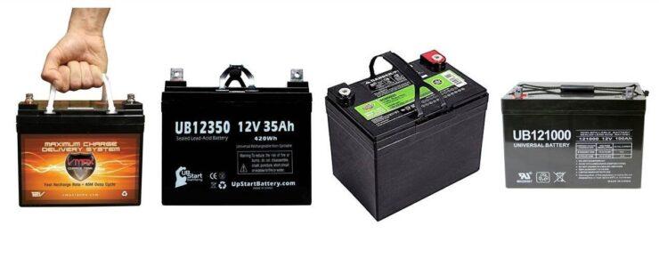 trolling motor battery brands